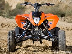KTM quad- Yes please!! To go with my man's 625.
