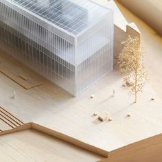 Museum of Architecture: Utzon Archive by Maquette Architecture, Architecture Model Making, Concept Architecture, Model Building, Architecture Design, Masterplan Architecture, Healthcare Architecture, Architecture Diagrams, Architecture Portfolio