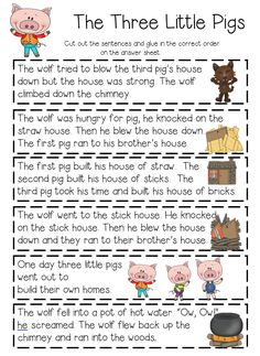 Common Core Fairy tale fun!  Puppets, sequencing, cause and effect, lessons learned and more activities that meet the common core.