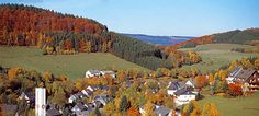 Winterberg - Germany.  A great place for long walks in the forest.