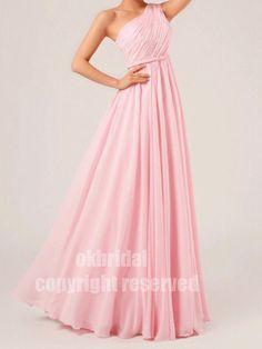 blush pink bridesmaid dresses womens pink dresses by okbridal, $129.00