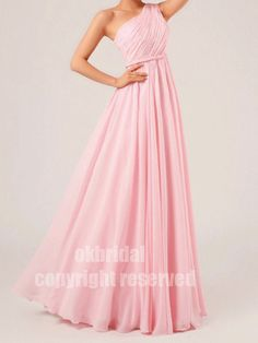 blush pink bridesmaid dresses womens pink dresses by okbridal, $129.00