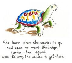 Discover and share Slow Turtle Quotes. Explore our collection of motivational and famous quotes by authors you know and love. Great Quotes, Quotes To Live By, Me Quotes, Motivational Quotes, Inspirational Quotes, Qoutes, Positive Thoughts, Positive Quotes, Turtle Quotes