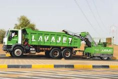 Lavajet is an international provider of innovative and comprehensive waste management solutions