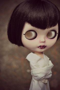 Francesca A Halloween Horror RBL  Blythe By Lawdeda.