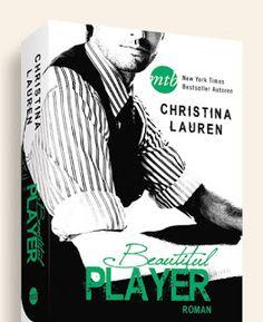 Merlins Bücherkiste: [Rezension] Beautiful Player - Christina Lauren