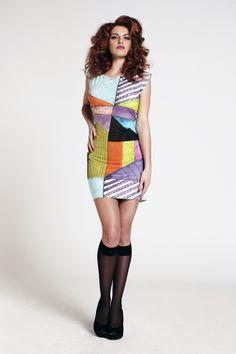 Mandie,Dress by Marcus Darsen