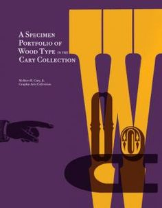 A Specimen Portfolio of Wood Type in the Cary Collection | RIT Press