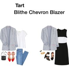 Tart Chevron Blazer Is this available in any other colors?