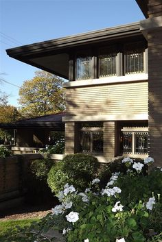 Modern Architecture Frank Lloyd Wright dscn1106 | stanford california, usonian and frank lloyd wright