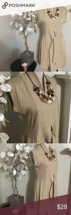LANE BRYANT VEST Elegant vest , perfect condition, 100% acrylic Lane Bryant Jackets & Coats Vests