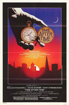 time after time, 1979.  Nicholas Meyer