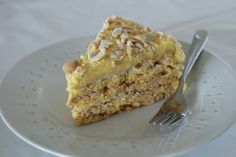 Sans Rival is a traditional Filipino dessert/cake. It is a rich, buttery and nutty cake made with crisp layers of cashew meringue and topped with French butter-cream icing.