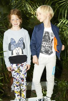 Little Eleven Paris Spring/ Summer 2015 campaign