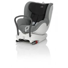 Accesorii bebelusi :: Scaune auto copii :: Scaune auto rear facing :: Scaun auto Dualfix Romer 2016 (Culoare: Steel Grey) Gaming Chair, Baby Car Seats, Grey, Furniture, Home Decor, Shopping, Grey Colors, Birth, Bassinet