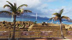 9 Edición Belén de Arena Playa de Las Canteras Las Palmas de Gran Canaria - Foto de J. Ramon Rodriguez