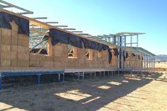 Straw houses gaining popularity