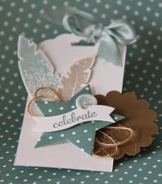 Creations by Jolan Stampin Up