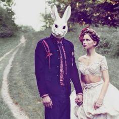 Bunny man