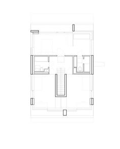 Image 23 of 30 from gallery of Villa Sandmeier  / Lacroix Chessex Architects. Plan