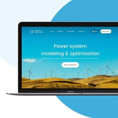 Starting a new freelance project for SAAS company withing the energy industry. Loving working with that imagery .