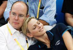 Prince Albert II & Charlene Wittstock