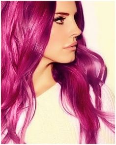 M Louis Salon & The Beauty Factor Spa: Invoke Your Boldness: New Joico Color Intensity Haircolors Cabello Color Magenta, Magenta Hair Colors, Brown Hair Colors, Purple Hair, Red Hair, Pink Purple, Hot Pink, Hair Goals Color, Cool Hair Color