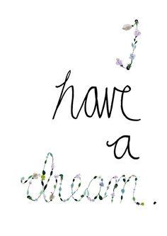 Anna Emilia — I Dream -poster