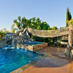 Wouldnt Your Kids Love Something Like This In Their Backyard How About The Big Kid You