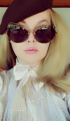 d8f8e41562e 14 najlepších obrázkov z nástenky Miu Miu sunglasses Scenique ...