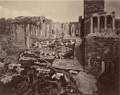 Athens, Propylaea - A. D. White Architectural Photographs, Cornell University Library