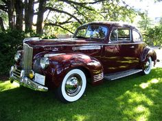 Fifty-two years later Packard owners Herb and Bobby Shaw were considering adding to their already owned 1941 Packard 160 Coupe, a convertible from the same ...