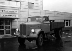 Scania-Vabis F11 Lastebil '1942–43