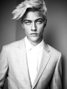 Lucky Blue Smith by JM Dayo ❤️