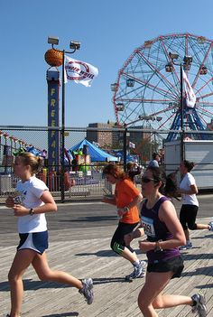 Are you planning on running your first half marathon? Get your guide to survival here!