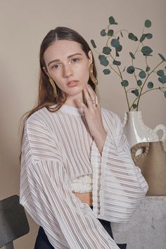Lady Grey Jewelry SS18 Brushstroke Collection Campaign