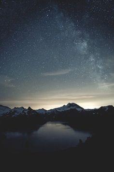 Étoiles éclairées par le soleil levant  *-*