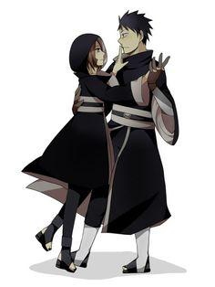 »Обито и Рин (ОбиРин/ObiRin)