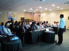 La agencia de comunicación digital Creátika en el Taller Regional sobre Estadísticas Educativas para América Latina y el Caribe by OREALC/UNESCO Santiago, via Flickr