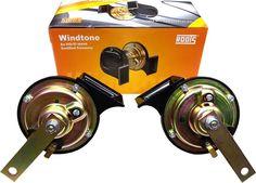 Roots Skoda Windtone Car Horn, 4 Wheelers, Bike Accessories, Horns, Gym Equipment, Vehicles, Design, Horn