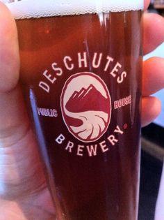 Deschutes Brewery Pub in PDX fan photo #deschutes