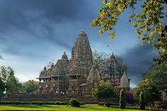 Temples of Khajuraho -  Photo by Piet Flour