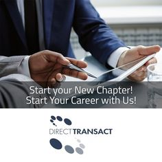 We are hiring in Pretoria (Gauteng) - Direct Transact: Financial Officer http://jb.skillsmapafrica.com/Job/Index/5741 #jobs #careers