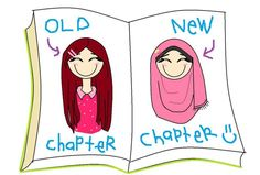 And it's never too late to change... no matter what the past is.  It's #tawbah time.