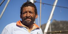 Fisherman in Hout Bay Cape Town, South Africa, Beach, People, Faces, The Beach, Beaches, Face, People Illustration