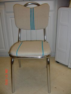 Chrome Chair Redo
