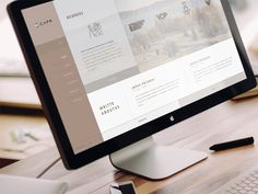 CAFR - corporate webdesign by Petr Hradil