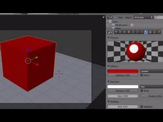Tutorial Blender 3D 2.5 - Corso di base - 36: Surface Material; Shaders Diffuso e Speculare - #Blender #CorsoBlender #DiffuseColor #LezioniBlender #Materials #Redbaron85 #SpecularColor #SpecularColor #Videotutorial http://wp.me/p7r4xK-bK