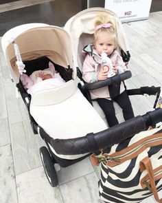 Bugaboo donkey double stroller ✨Pinteres @Faith Bird ☆彡