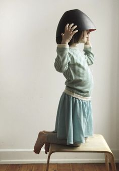 Cool pastels for fall / winter 2013 kidswear from FUB
